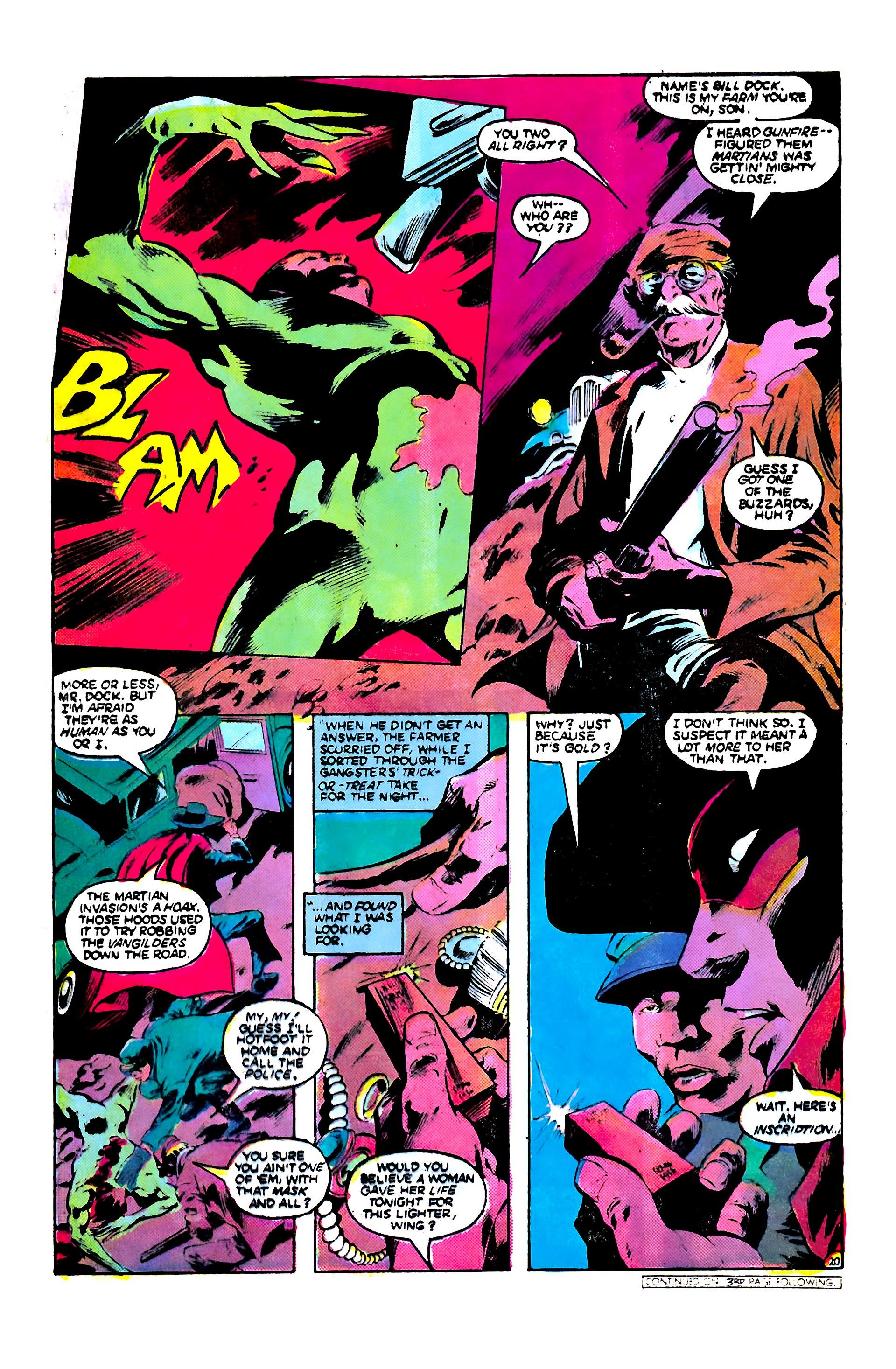 Read online Secret Origins (1986) comic -  Issue #5 - 28