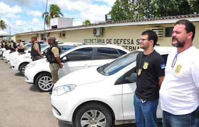 FIAT doa veículos para reforçar segurança em Goiana