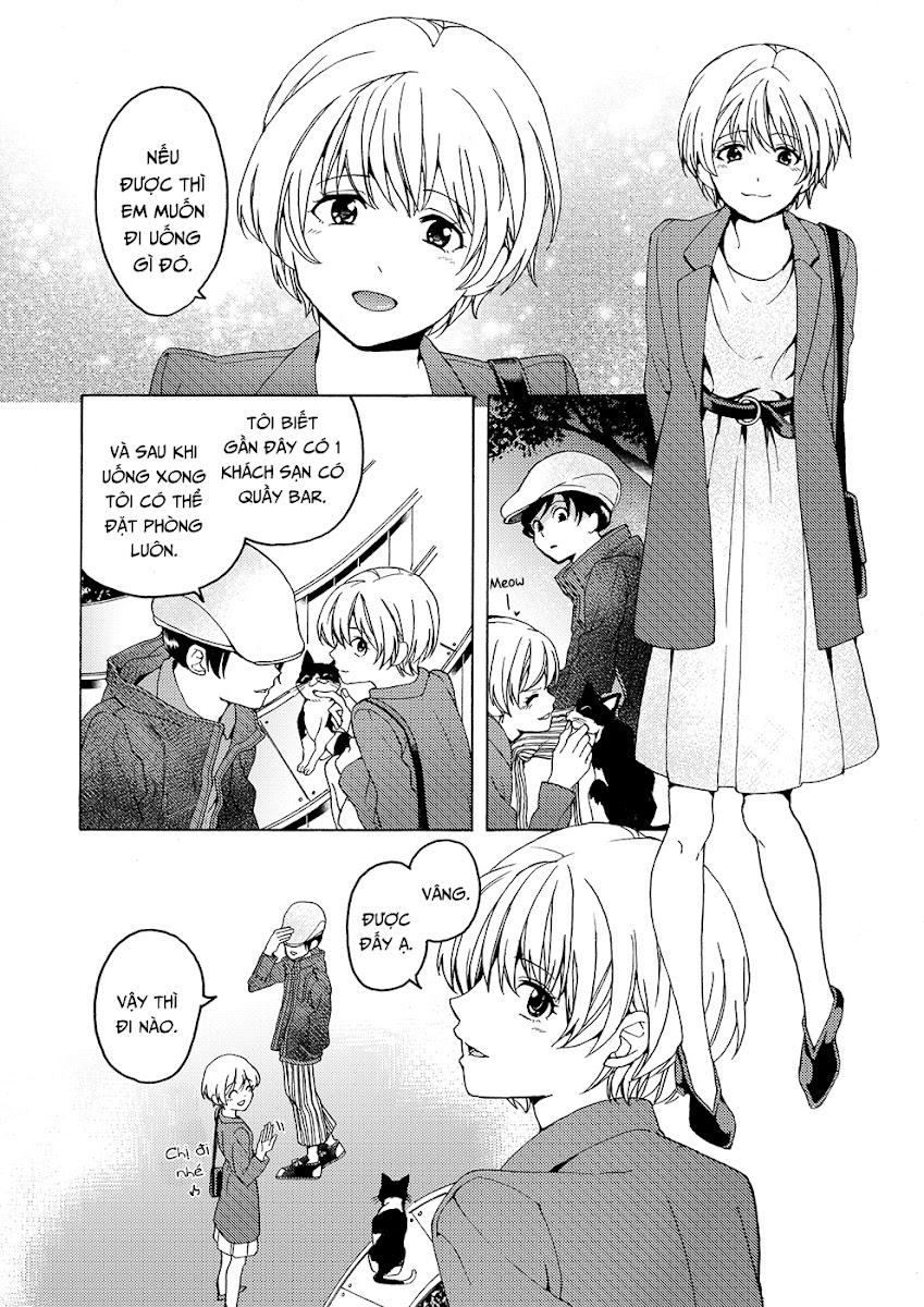 HentaiVN.net - Ảnh 7 - Tuyển tập Yuri Oneshot - Chap 124: I no Shissou