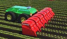 robot dalam industri pertanian