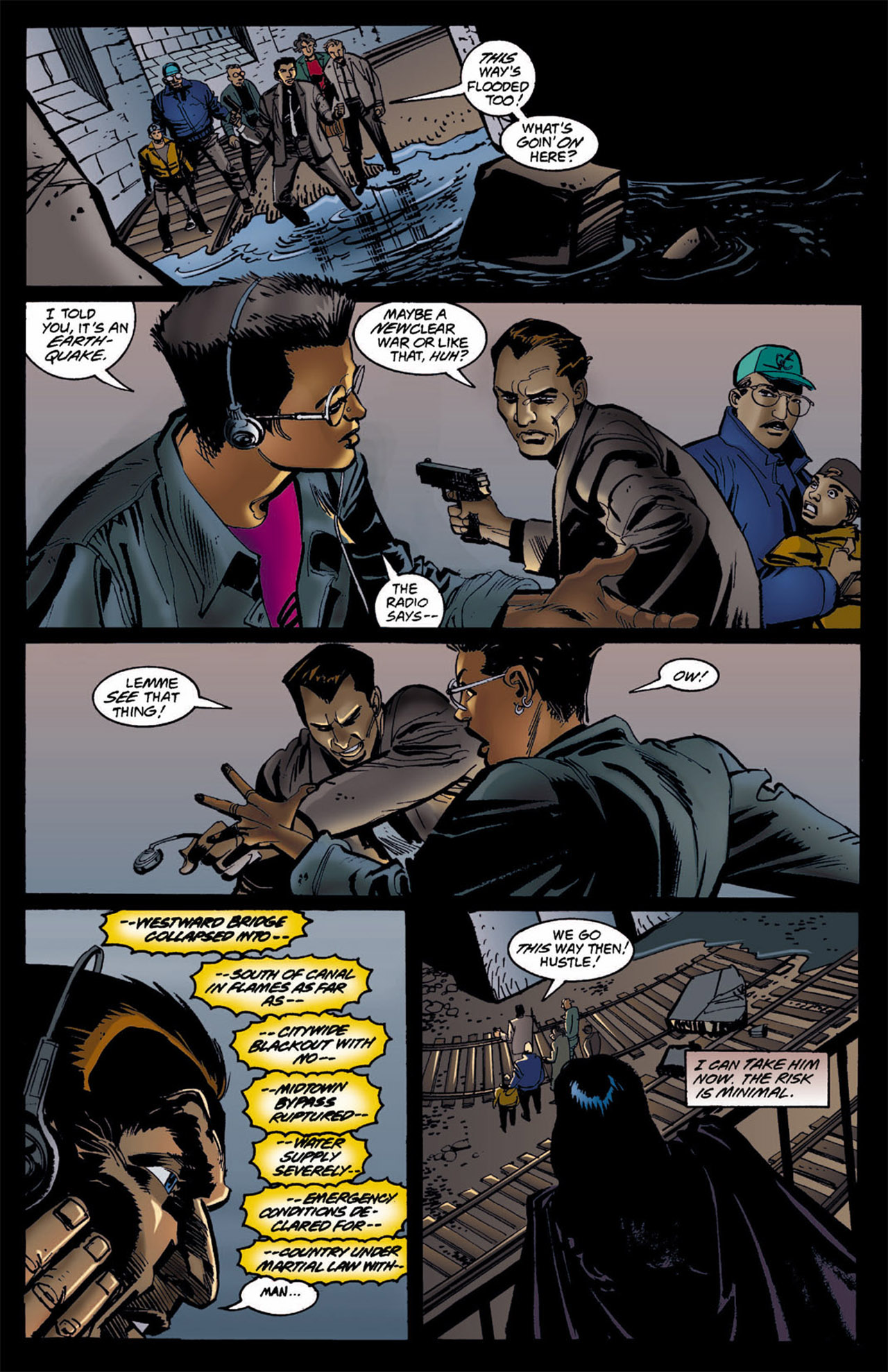 Detective Comics (1937) 720 Page 10