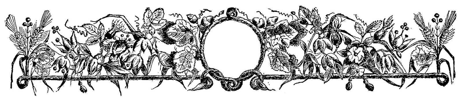 digital stamp design  decorative free border designs