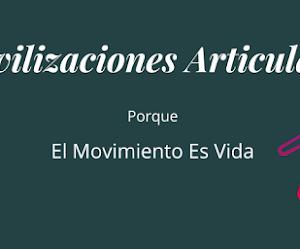 Movilidad articular. Rutina paso a paso de movilizaciones articulares
