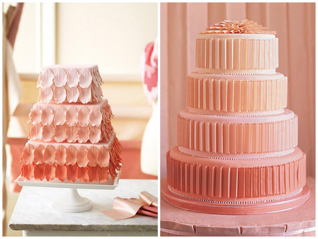 Making Pleats On Cakes