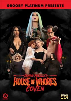Domino Presley's House Of Whores: Coven (2019)