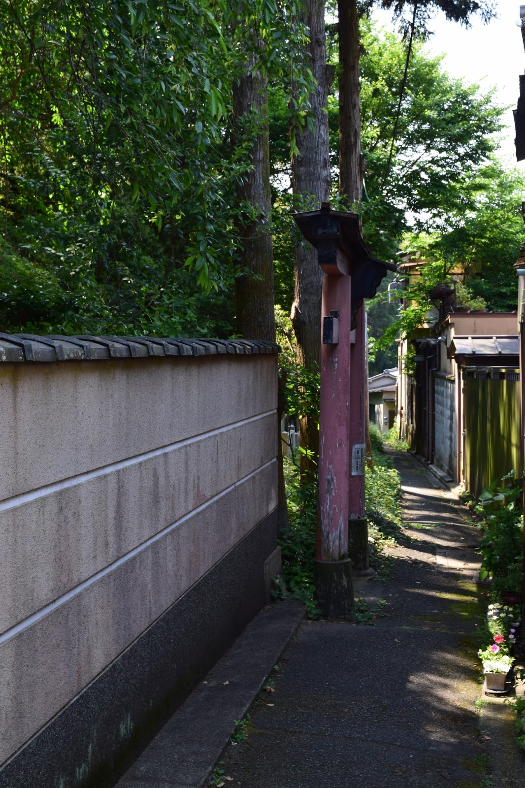 Abandoned Inari Shrine Kyoto
