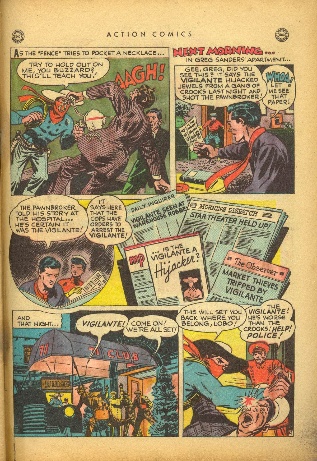 Read online Action Comics (1938) comic -  Issue #112 - 43