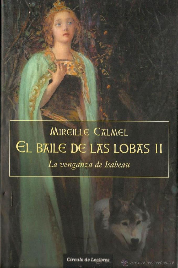 La venganza de Isabeau – Mireille Calmel
