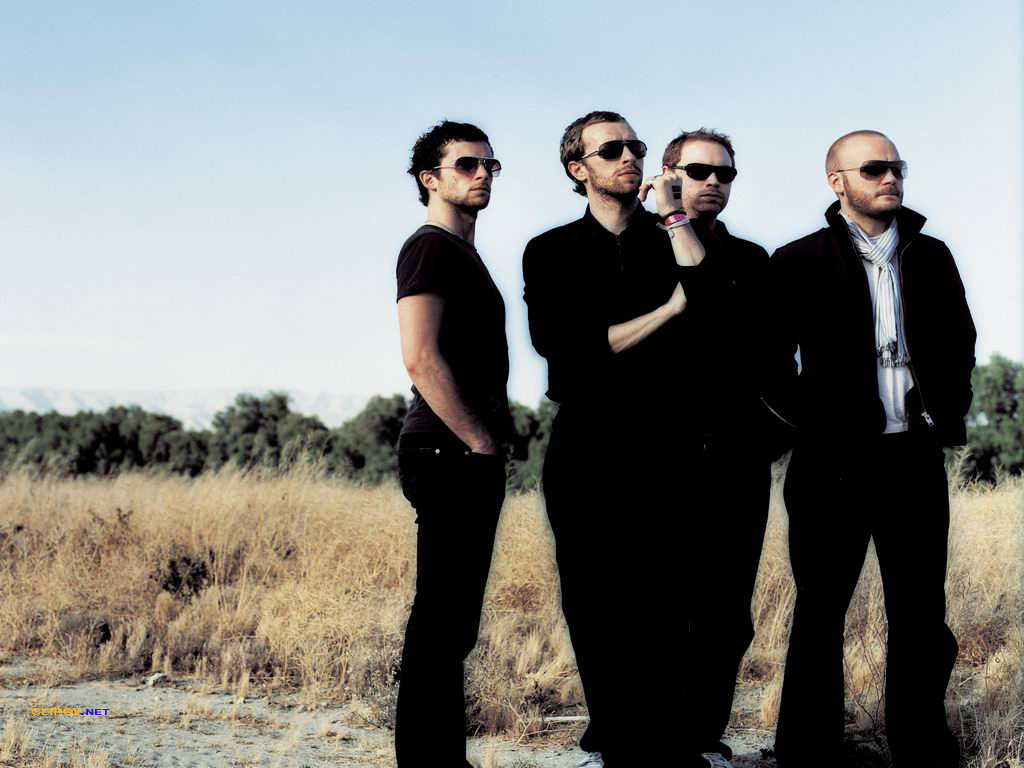 Seré Escritora Algún Día Coldplay Paradise