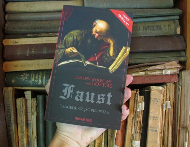 """A może klasyka? Czyli """"Faust"""" w nowym przekładzie!"""