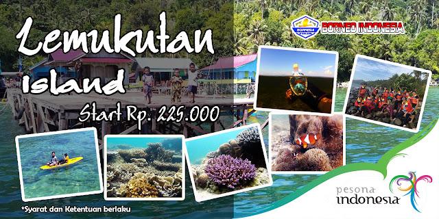 paket wisata murah pulau lemukutan, pantai lemukutan, pulau lemukutan singkawang