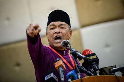 Image result for Najib,Zahid bawa sial pada UMNO...