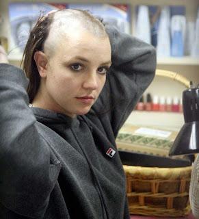 Resultado de imagen para britney spears haircut
