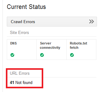 Remove URLs Errors in Search Console 2