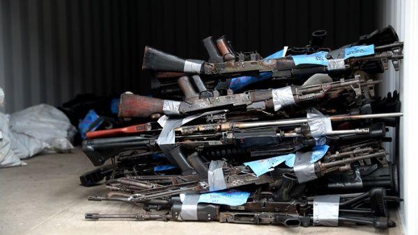 ONU confirma desarme total de las FARC en Colombia
