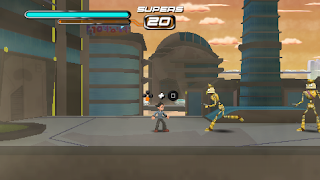 Download Game Astro Boy The Video Game PPSSPP ISO Full Version Free Download Mod Texture