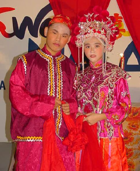 Ciri Baju Tradisional Kaum Cina Jarredgant S Blog