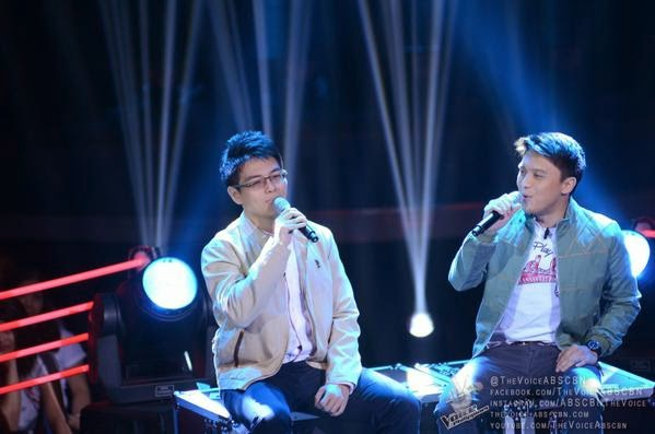 Timmy Pavino wins The Battles vs Philippe Go on 'The Voice PH'