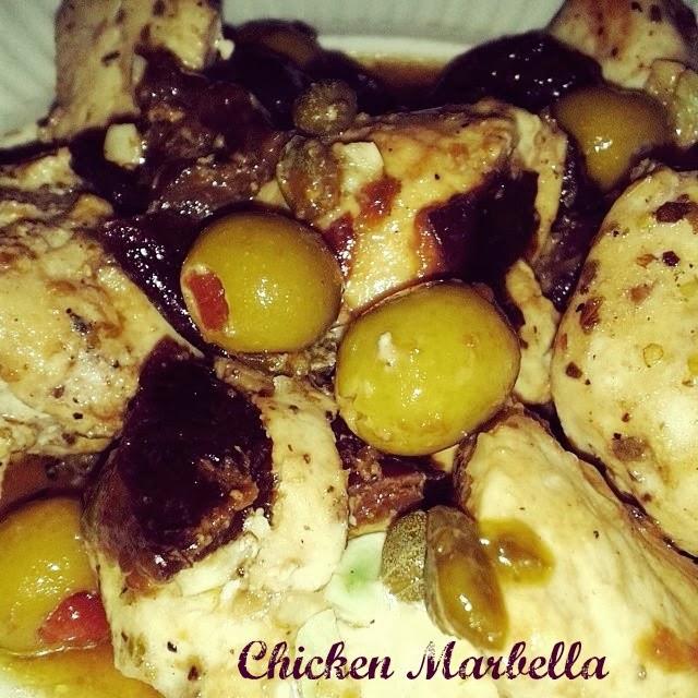 Mom S Kitchen Marbella Chicken