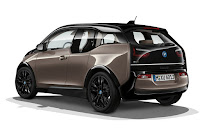 BMW i3 (2019) Rear Side