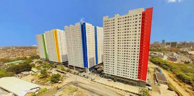 Green Pramuka City Tower Scarlet
