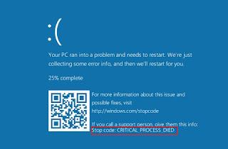 Cara Ampuh Mengatasi Blue Scree di Windows