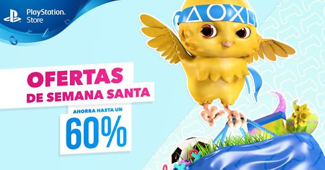 Aprovecha las grandes ofertas de Playstation de Semana Santa
