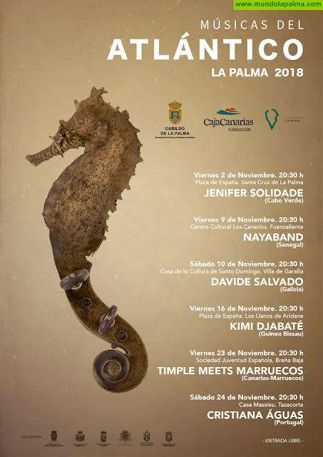 La Palma acoge el ciclo 'Músicas del Atlántico'