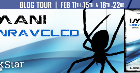 Tour Announcement: IMANI UNRAVELED by Leigh Statham