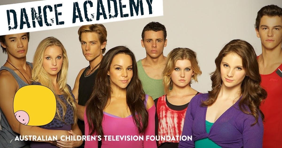 Tem Na Web - Indicação de Série: Dance Academy