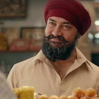 Aamir's Sardar look in Thugs of hindustan