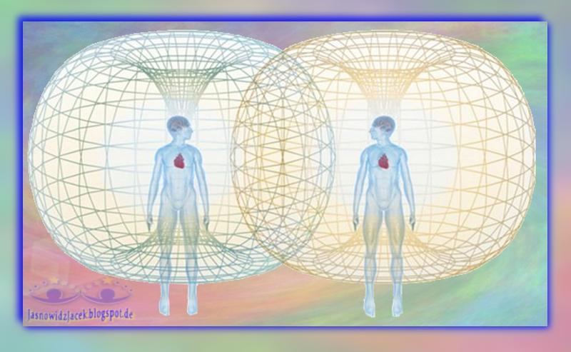Pola elektromagnetyczne serca przenikają się wzajemnie i wpływają na siebie