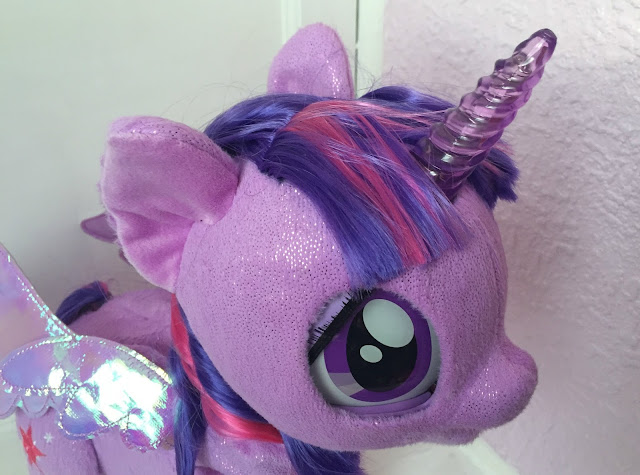Magical Twilight Sparkle interactive toy
