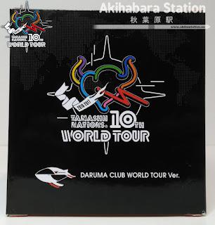 Review de Daruma Club World Tour ver. ~ Tamashii World Tour ~ Tamashii Nations