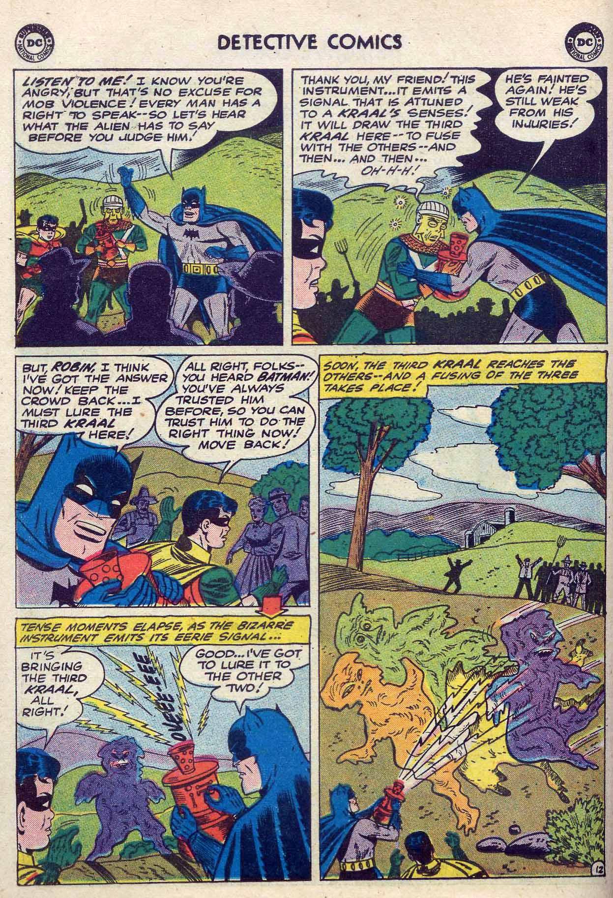 Detective Comics (1937) 277 Page 13