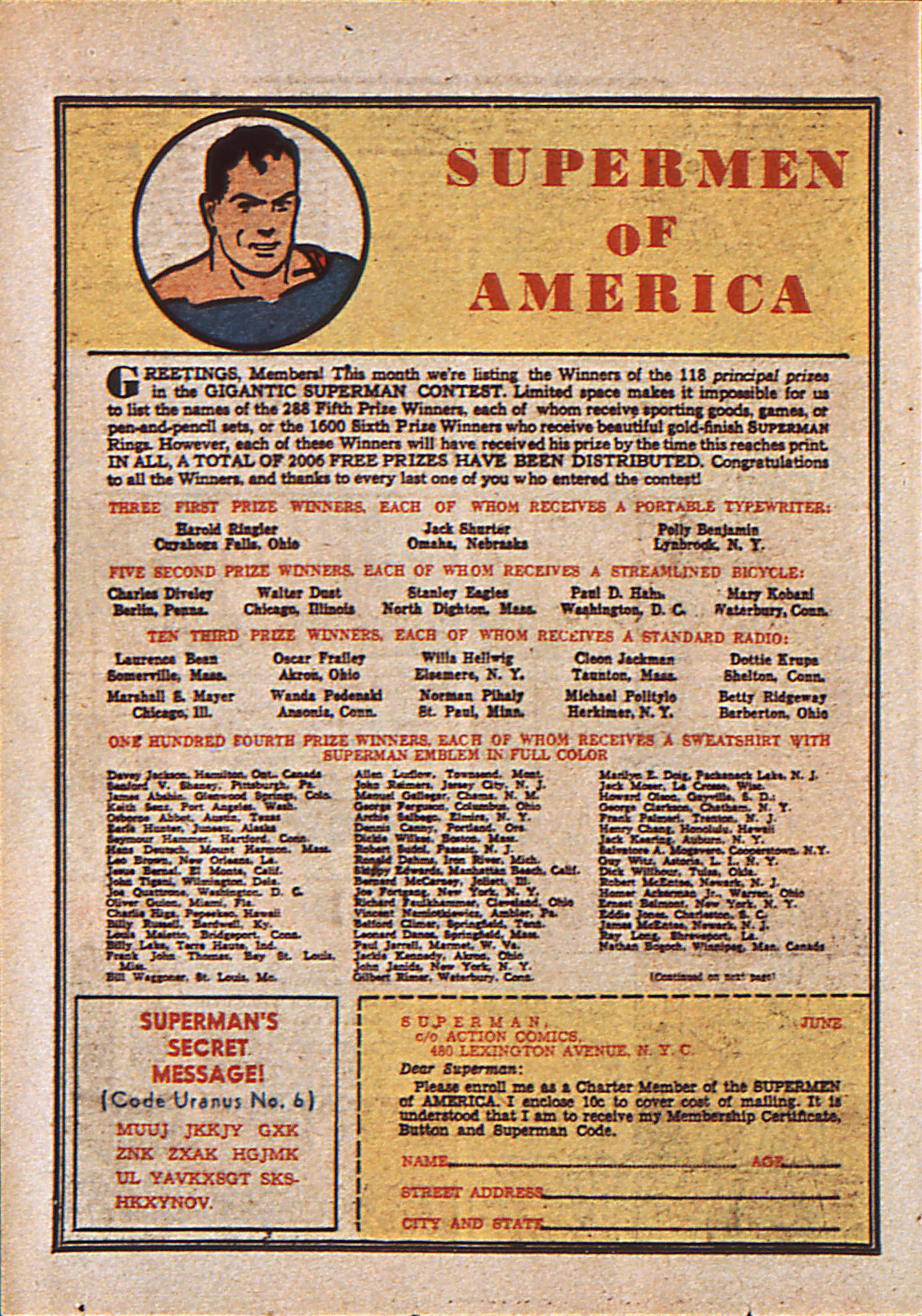 Read online Action Comics (1938) comic -  Issue #25 - 17