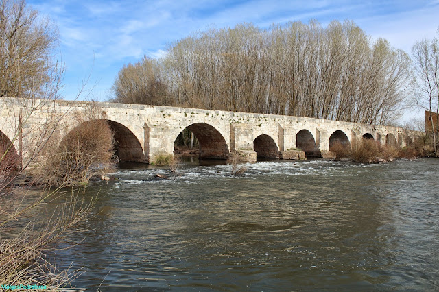 Pont romà, Tordómar, Burgos, Castilla y León