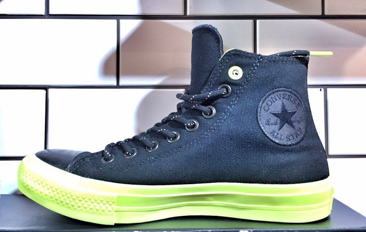Converse Counter Climate Collection - Fall/Winter 2016 | Chuck Taylor All Star II: SHIELD CANVAS - Voli (SRP: Php 4,550)