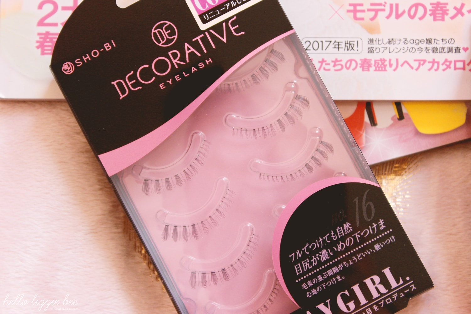 decorative lash play cool, decorative lash playgirl