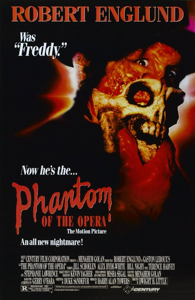 The Phantom of the Opera (1989)