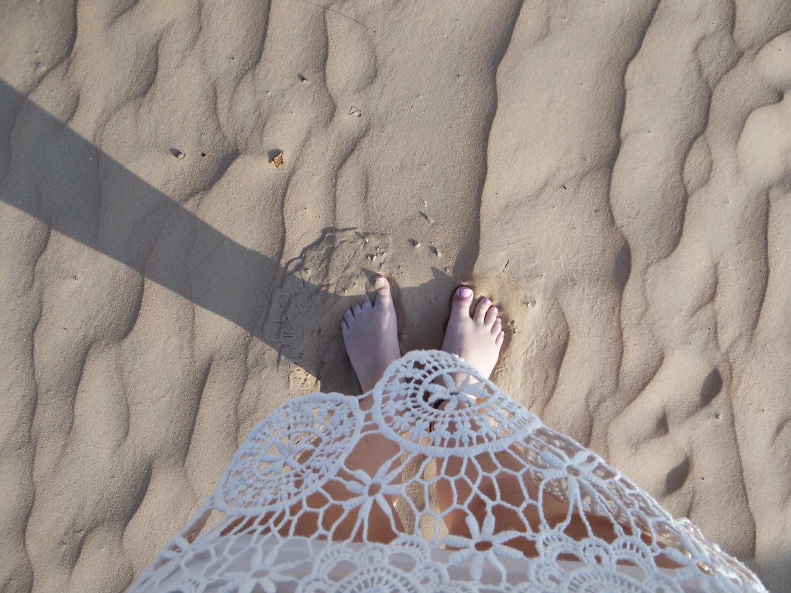 Desert Sand Abu Dhabi