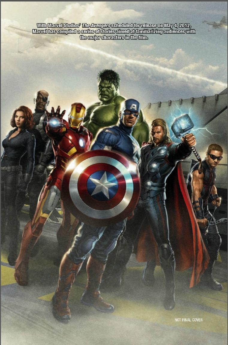 The Avengers: Avengers Promo Poster : Teaser Trailer