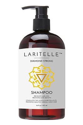 Laritelle Organic Shampoo