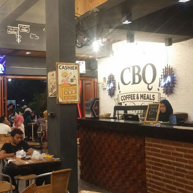 CBQ Coffe & Meals