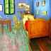 Dormir une nuit avec Van Gogh... ouhlalaaa !