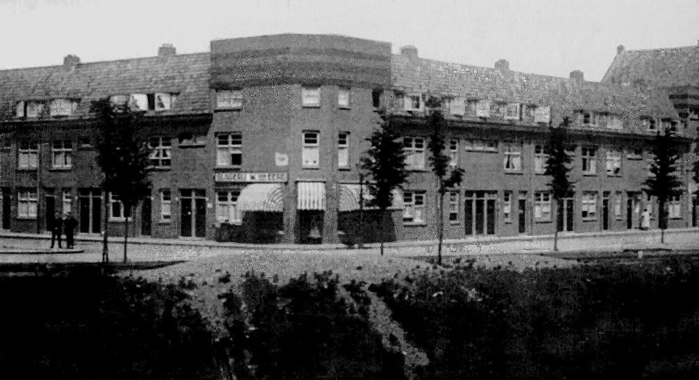 voordeur jaren 20