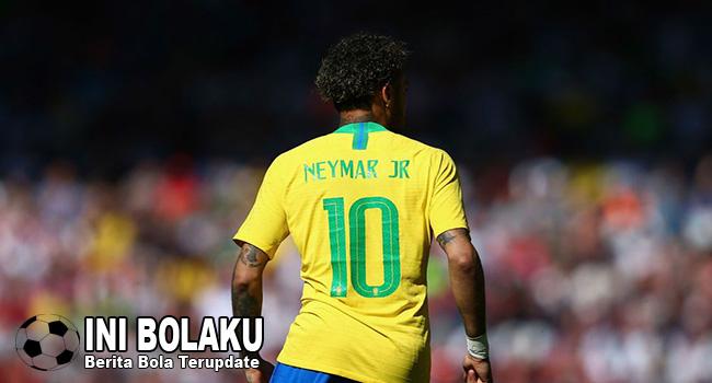 Lewat Golnya, Neymar Berhasil Samai Catatan Gol Romário