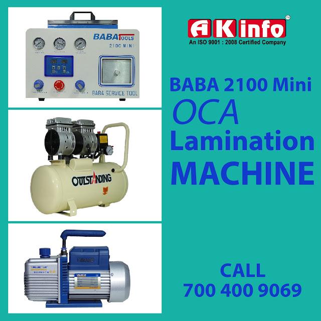 Oca lamination machine price delhi india