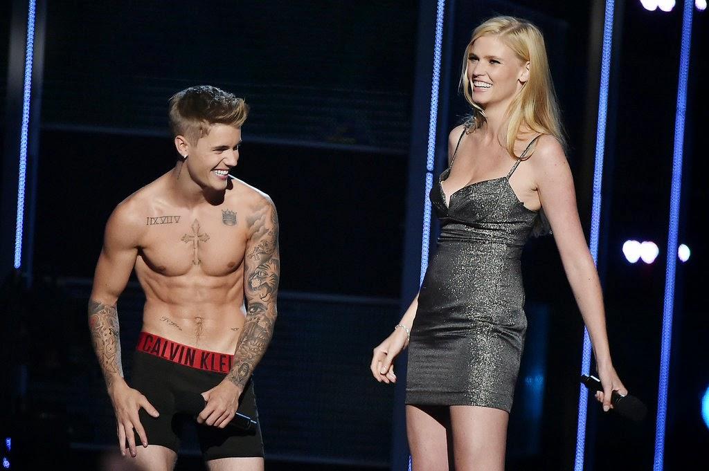 Justin Bieber de cueca