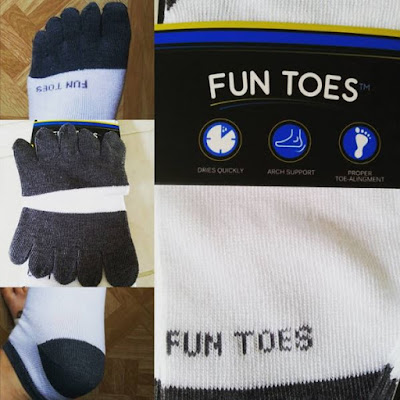 #funtoes Toe Socks #giveaway
